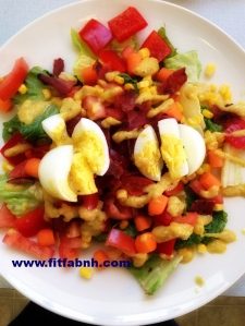 21 Day Fix BLT Salad