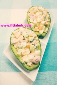 overstufffed avocado